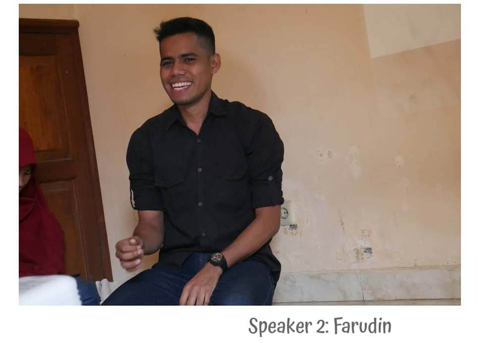 Farudin MAB Talks