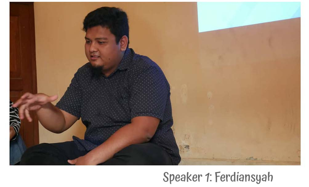 Ferdiansyah MAB Talks
